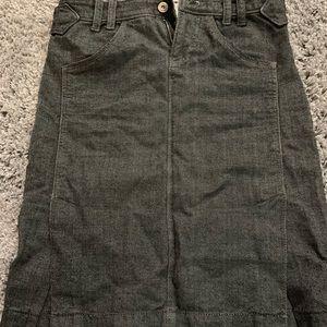 Armani Exchange Jean skirt Size 0P